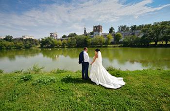 Классическая свадьба, обряды и традиции