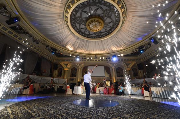 Первый танец молодых, постановка свадебного танца