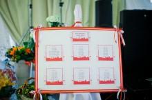 Свадебный план рассадки гостей