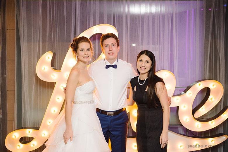 Полная помощь и сопровождение свадьбы