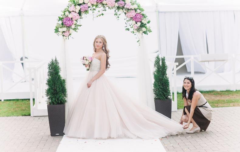 помощь свадебного распорядителя