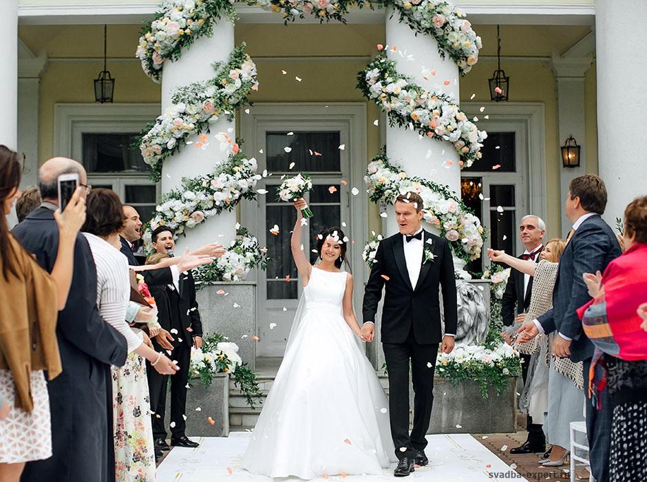 Фото свадеб в усадьбе Валуево
