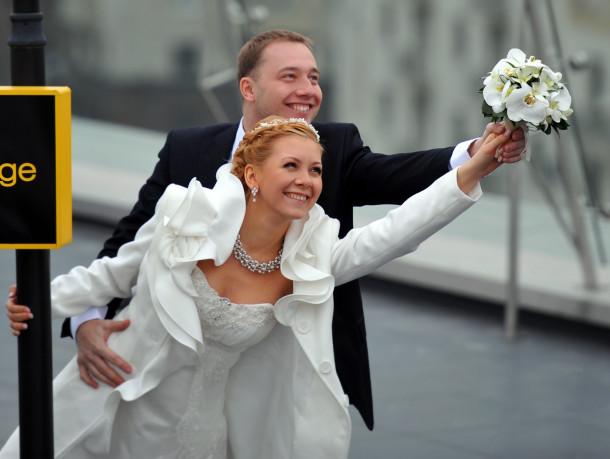Кристина и Алексей