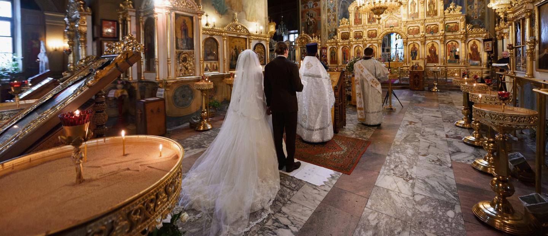 Венчание в церкви 2019 г.