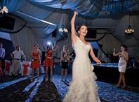 Организация свадеб: Бросание букета