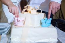 Организация свадеб: Свадебный торт