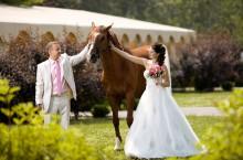 Организация свадьбы: Свадьба в Подмосковье