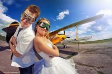 Организация свадьбы: Свадьба в необычном месте