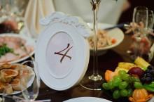 Организация свадьбы: Свадьба в ресторане