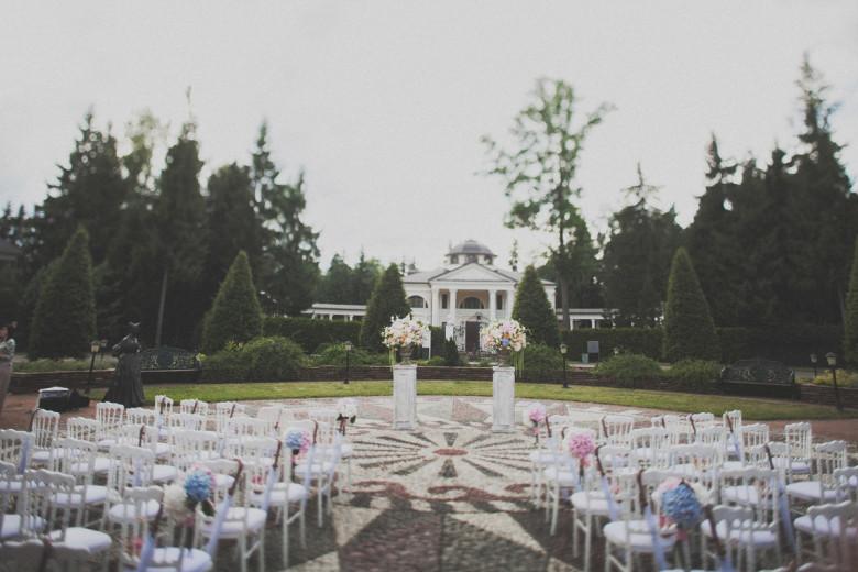 Организация свадьбы:  Сценарии выездной регистрации брака