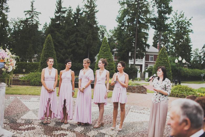 Организация свадьбы:  Речь регистратора на выездной церемонии
