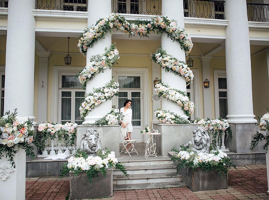 Утро невесты в Усадьбе Валуево